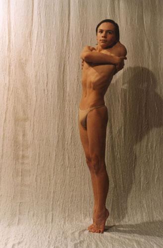 гагарина голая фото